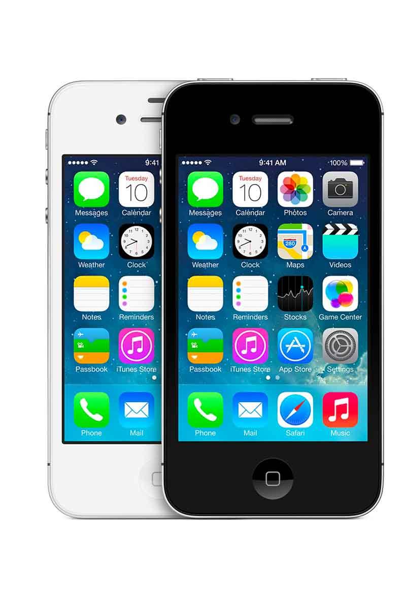 Foto iphone 4s per sostituzione vetro roma i420